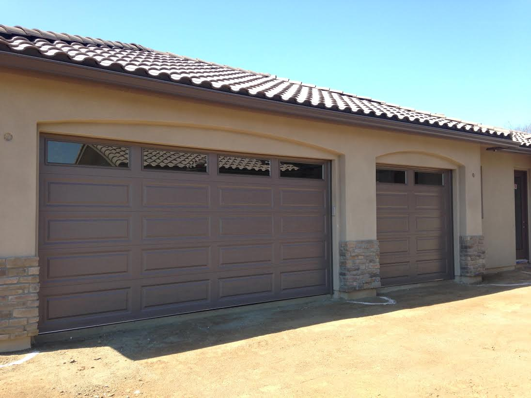 What Are the Different Types of Garage Door Materials?